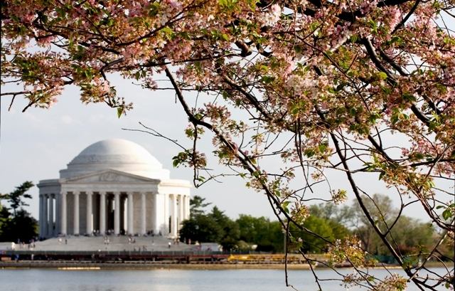 Jefferson Memorial-Road Trip